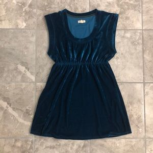 Crushed velvet dress *sale*
